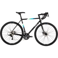 All-City Spacehorse Disc Complete Bike - Black