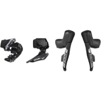 Sram Red eTap AXS 2x Electronic Drivetrain Kit - eTap AXS Shift/Cable Actuated Brake