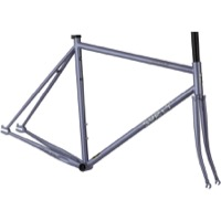 Surly Steamroller Frameset - Metallic Lilac