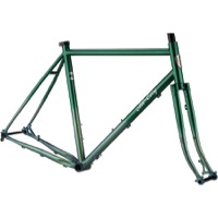 All-City Gorilla Monsoon Frameset - Green Fade