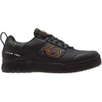 Five Ten Impact Pro Flat Shoe - Black/Black/Bright Orange