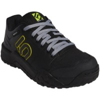 Five Ten Impact Sam Hill Shoes - Black/Grey/Semi-Solar Yellow