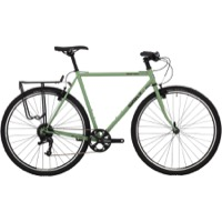Surly Flat Bar Cross Check Complete Bike - Sage Green