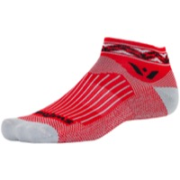 Swiftwick Vision One Socks - Apex Red