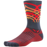 Swiftwick Vision Seven Socks - Shred Gray