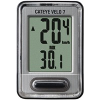 CatEye Velo 7 Wired Cycling Computer
