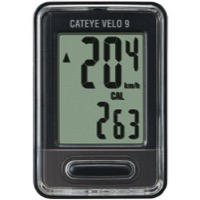 CatEye Velo 9 Wired Cycling Computer