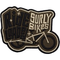 Surly Long Tail Loaded Patch