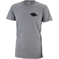 Whisky Parts Co. Get Fancy T-Shirt - Gray