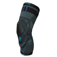 7iDP Project Knee Armor - Black/Grey