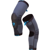 7iDP Project Lite Knee Armor - Black/Grey