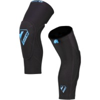 7iDP Sam Hill Lite Knee Armor - Black