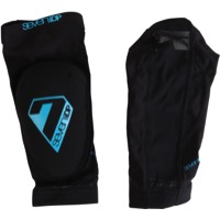7iDP Transition Youth Knee Armor - Black