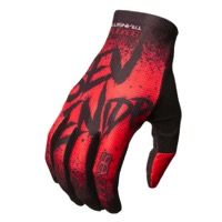 7iDP Transition Glove - Red/Black