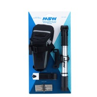 MSW Ride and Repair w/Pump Seat Bag Kit