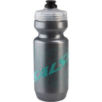 Salsa Wide Mouth Purist Water Bottle - Devour Silver
