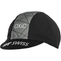 DT Swiss Cycling Cap - Black/Gray