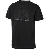 DT Swiss Work-Ride-Balance T-Shirt - Black