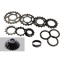 Reverse Components Black One DH 7sp Cassette