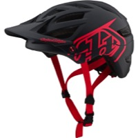 Troy Lee Designs A1 Helmet 2019 - Drone Black/Red