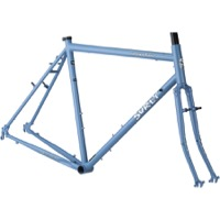 Surly Long Haul Trucker 700c Frameset - Blue Suit of Leisure