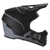 SixSixOne Reset Helmet - Midnight Black
