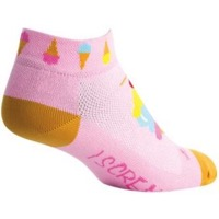 SockGuy I Scream Socks - Pink