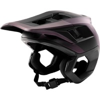 Fox Racing Dropframe Helmet 2019 - Black Iridium
