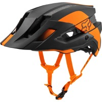 Fox Racing Flux MIPS Helmet 2019 - Conduit Atomic Orange