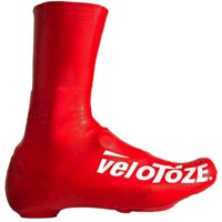 VeloToze Road Tall Shoe Covers - Red