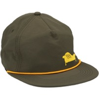 Salsa Gravel Lounge Cap - Green