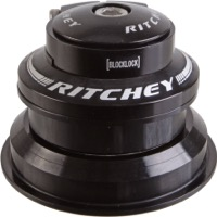 "Ritchey Pro BlockLock ZS44/ZS56 Tapered Headset - Fits 1.5"" Tapered Forks"
