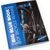 Park Tool BBB-4 Big Blue Book of Bicycle Repair