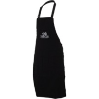 Finish Line Shop Apron - Black