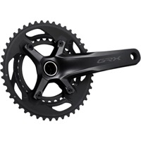 Shimano FC-RX600-11 GRX Double Crankset - 11 Speed