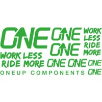 OneUp Components Riser Bar Decals