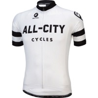 All-City Classic Men's Jersey - White/Black