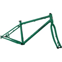 Surly Lowside Frameset - Green Astro Turf