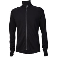Surly Merino Wool Long Sleeve Jersey - Black