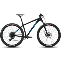 "Niner AIR 9 2-Star 29"" Complete Bike - Black/Cyan"