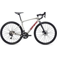 Giant Revolt Advanced 2 700c Complete Bike 2020 - Gray Beige