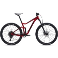 "Giant Stance 2 29"" Complete Bike 2020 - Metallic Red"