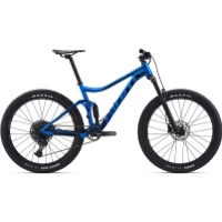 "Giant Stance 2 27.5"" Complete Bike 2020 - Metallic Blue"