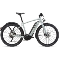 "Giant Quick-E 1 27.5"" Complete Bike 2019 - Solid Gray"
