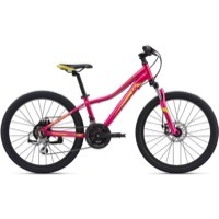 "Liv Enchant 1 Disc 24"" Complete Bike 2019 - Magenta"