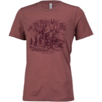 Surly How We Roll T-Shirt - Heather Mauve