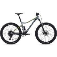 "Giant Stance 1 27.5"" Complete Bike 2020 - Grey"